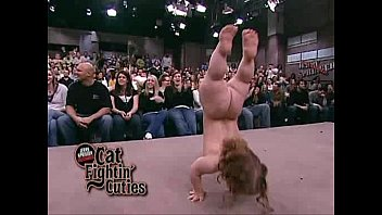 Pussy on jerry springer