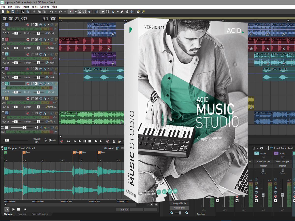 New music software