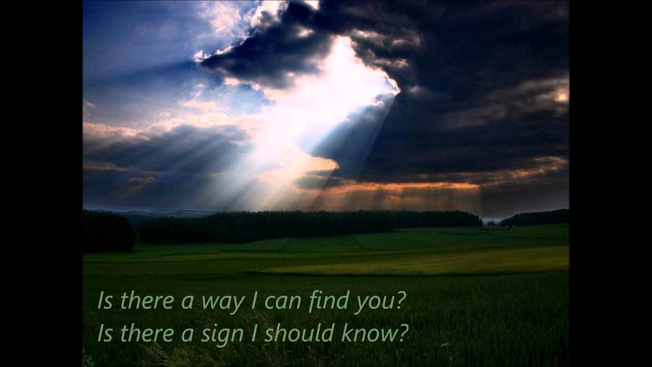 If i could be where you are enya lyrics vertaling