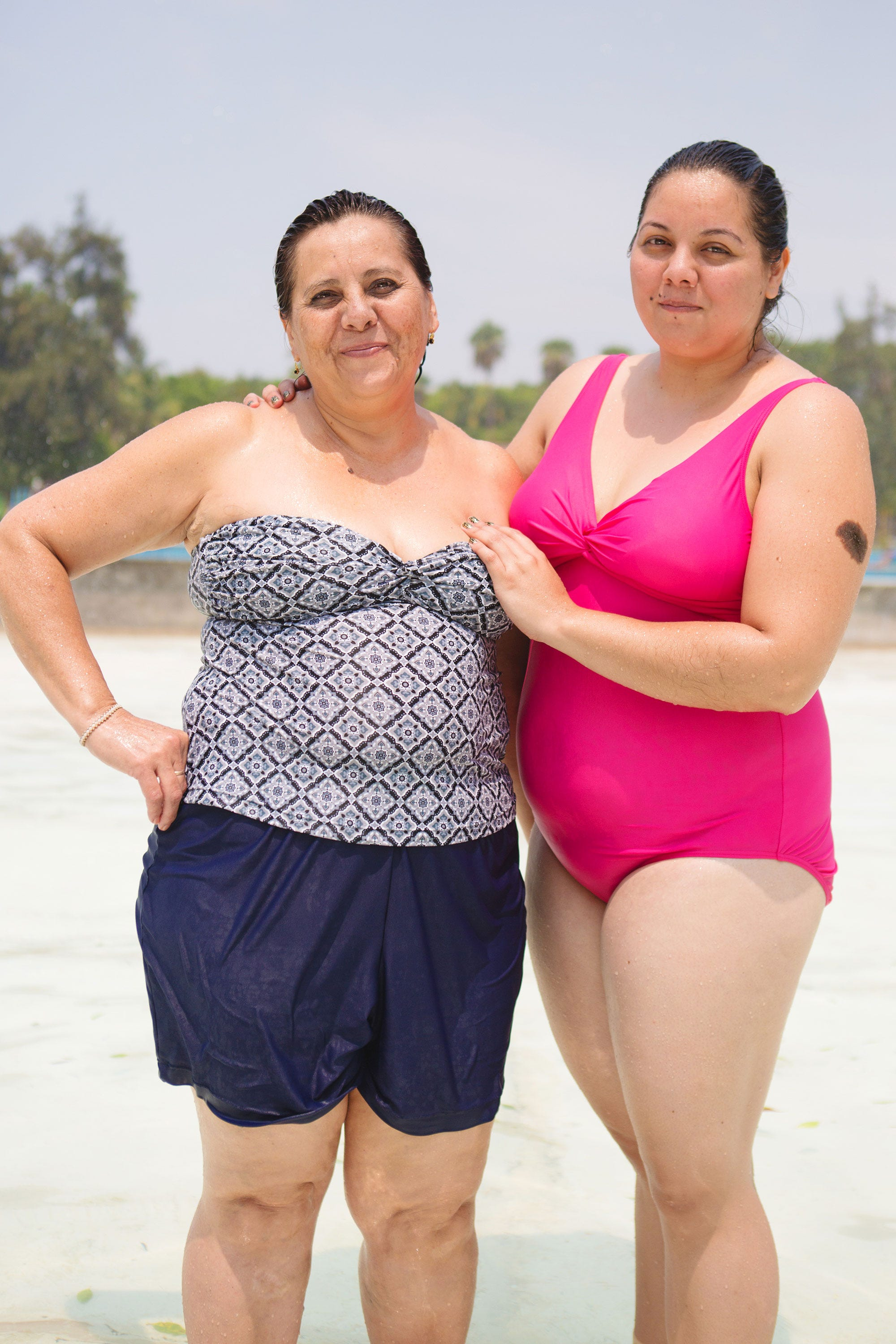 Fat mexican wife
