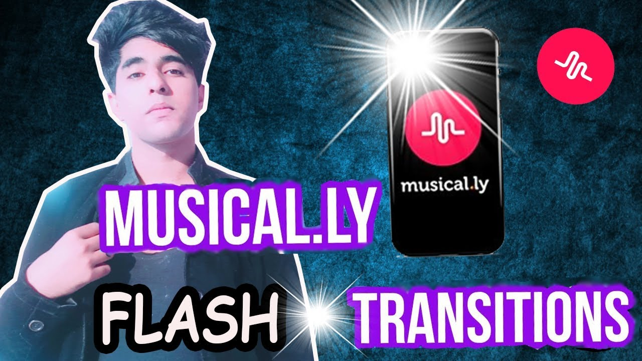 How to turn flash on musically new update