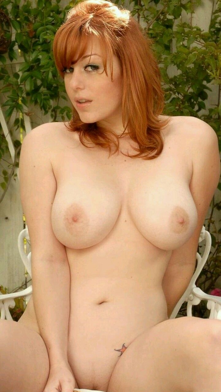 Naked red headed sexy women