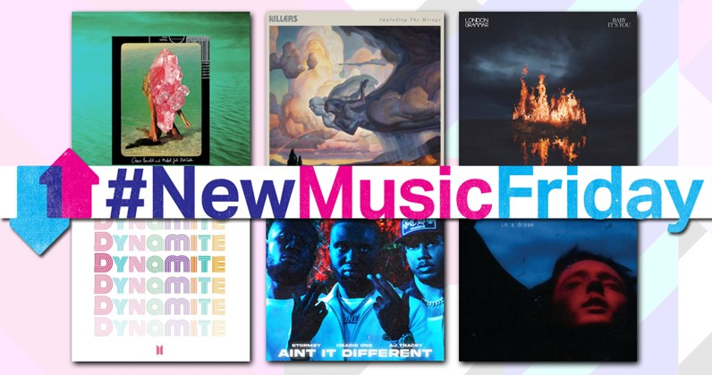 New albums dropped today