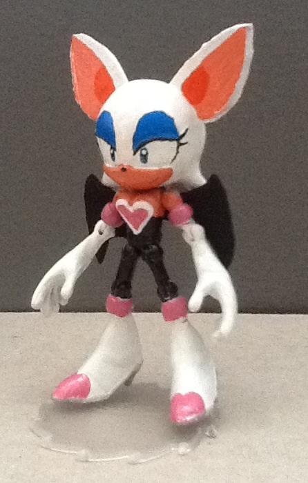 Sonic rouge toys