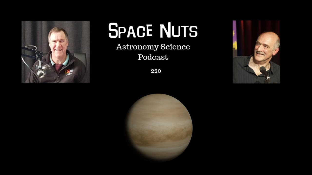 Watch space nuts